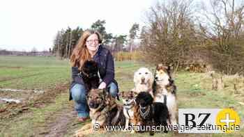 Maren Reese aus Lutter vermittelt zwischen Mensch und Hund