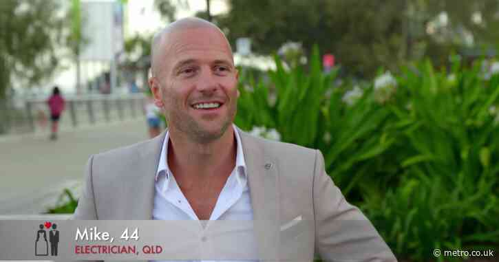 Married At First Sight Australia's Mike Gunner claims he was talked into making 'stab at gender' during reunion special