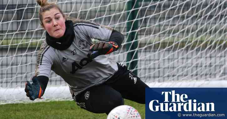 Manchester United's Mary Earps: 'I know I'm not everyone's cup of tea'