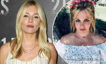 Sienna Miller says she sympathises withBritney Spears after explosive documentary