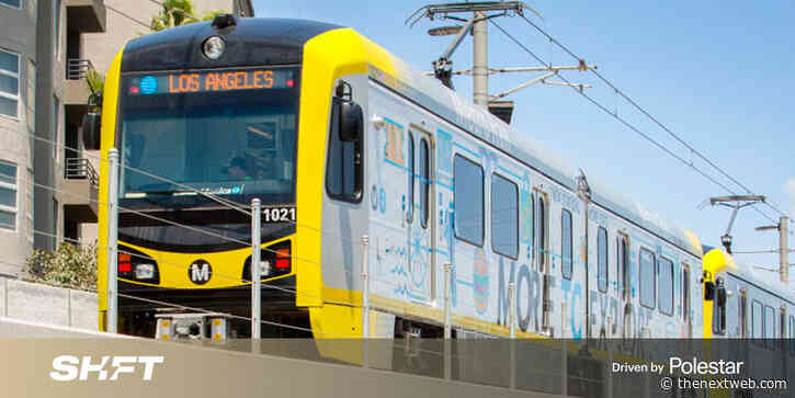 LA's light rail extension could help revitalize neighborhoods and improve air quality