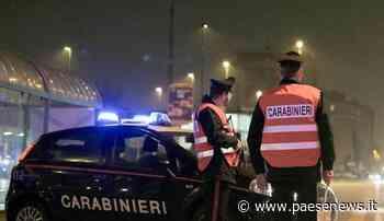 Capriati a Volturno / Trivento / Pratella – Follia sulla provinciale, investe il maresciallo dei carabinieri e scappa. Bloccato dopo fuga di 10 km - Paesenews