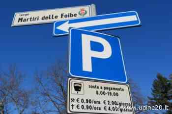 Cividale del Friuli: parcheggio gratuito per auto ibride in Largo Martiri delle Foibe - Udine20 2020