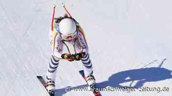 Abfahrt in Val di Fassa: WM-Zweite Weidle knapp an Weltcup-Podium vorbei
