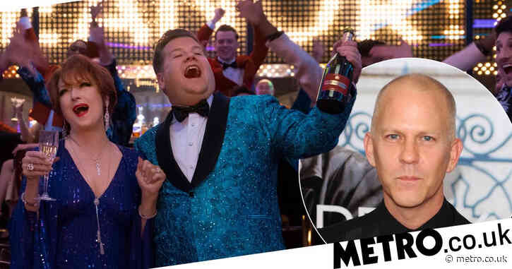 Stephen Fry blames Ryan Murphy for James Corden's 'misjudged' performance in The Prom