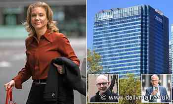 City financier Amanda Staveley LOSES £600million High Court battle with Barclays