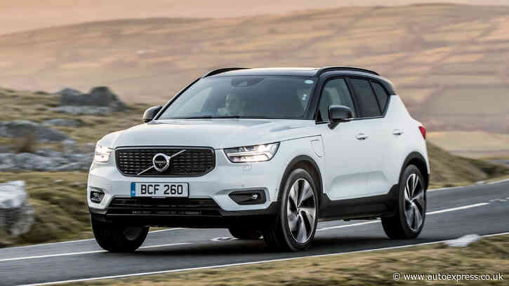 Volvo XC40 Recharge gets extra range in first over-the-air update
