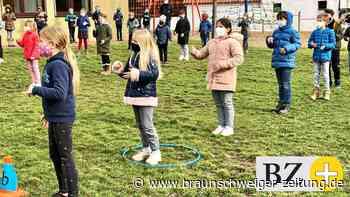 Grundschule Broistedt dabei beim Flashmob der Chorklassen