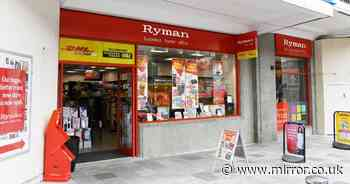 Ryman axes shop floor and head office jobs as it becomes latest retail casualty