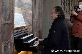 Filmische Einblicke in die neue Volkacher Orgel