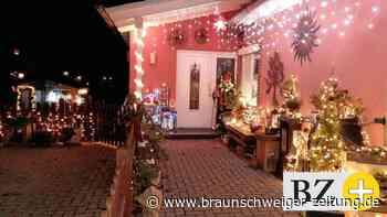 Lichterzauber in Schöningen: Los-Glück für Familie Hildebrand