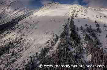 Avalanche near Valemount claims one life after transceiver signal fails - The Rocky Mountain Goat