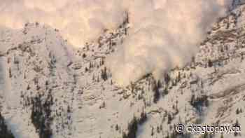 One person missing following avalanche north of Valemount - CKPGToday.ca