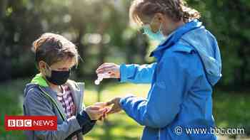 Decreasing levels of coronavirus across the UK - BBC News