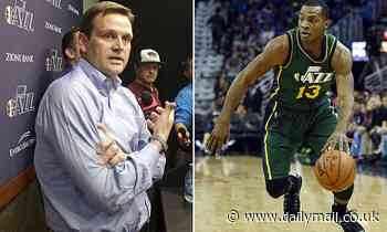 Utah Jazz and the NBA are probing accusations of racism against team VP Dennis Lindsey