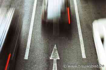 183 kilometer per uur met geleende Audi