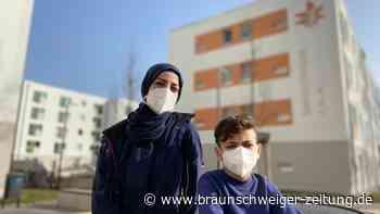 Geflüchtete leiden unter Corona-Pandemie UNVERÖFFENTLICHT