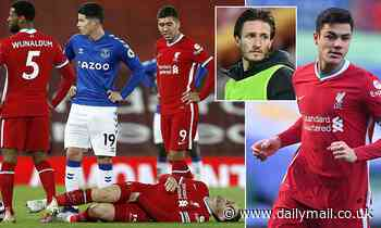 Liverpool's top four hell: Will Jordan Henderson's injury see Champions League hopes fade?