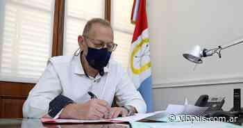 Más de $8 millones para tres localidades de San Cristóbal, Castellanos y 9 de Julio - Vía País