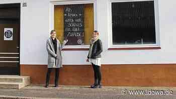 Selbstgemachtes aus Tiefenbach - Gabi Reitinger und Barbara Betz eröffnen Dekoladen - idowa