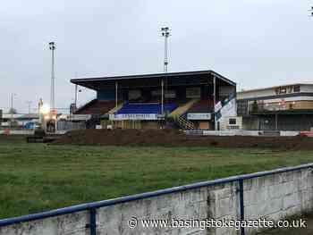 Basingstoke Town FC herald 'successful' Camrose meeting - Basingstoke Gazette