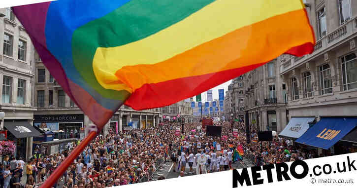 Gay Pride to return to London on same day as 20th anniversary of 9/11