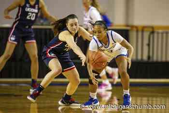 No. 1 UConn wins Big East regular-season title with rout - Huron Daily Tribune