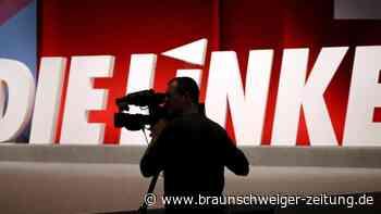 Bundesparteitag: Abstimmung aus dem Wohnzimmer: Linke wählt neue Parteispitze