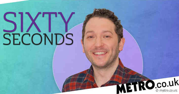Jon Richardson on his favourite comedy team-mate: 'I'm not at Sean Lock's level'