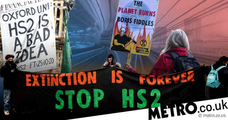'Ecocide' or necessity? The environmental battle over HS2