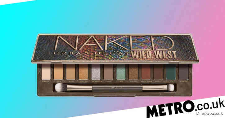 We test out the latest palette from Urban Decay that's all over Instagram