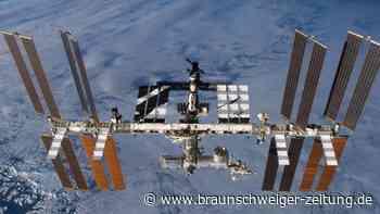 Internationale Raumstation: Raumfahrer untersuchen mögliche Lecks an ISS