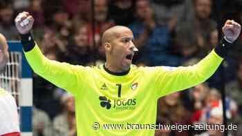 Im Alter von 32 Jahren: Portugals Handball-Nationaltorwart Quintana gestorben
