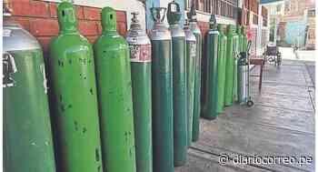 Áncash: Traficantes de oxígeno caen en Yungay con 24 balones - Diario Correo