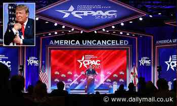 Conservatives gather for CPAC ahead of Donald Trump's comeback speech