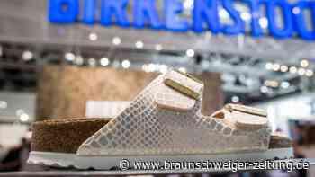 Sandalen: Neue Birkenstock-Eigner: Luxuskonzern steigt indirekt ein