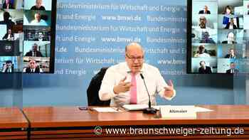 Nach Kritik aus derWirtschaft: Altmaier kündigt Nachbesserung bei Coronahilfen an