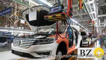 Belegschaft des VW-Konzerns schrumpft um 8600 Mitarbeiter