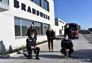 Brandweer en technische dienst delen nieuw gebouw en dat is geen dag te vroeg