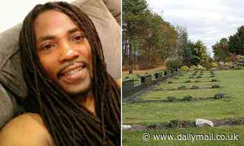 Cemetery digger buried alive under more than 7 feet of dirt after grave collapsed on him