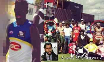 New AFL blackface scandal: former Gold Coast Suns player Joel Wilkinson racism complaint silenced