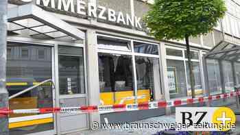 Wolfenbütteler Automatenknacker stehen vor Gericht