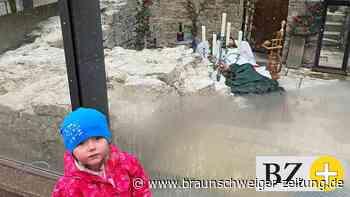 Lindas Faszination für Dornröschen am Schloss Fallersleben