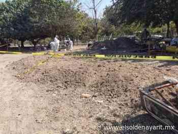 Informa FGE sobre hallazgo de restos óseos en el poblado Río Viejo, municipio de Tecuala - El Sol de Nayarit