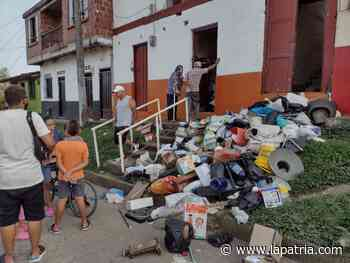 Reciclador murió en Viterbo - La Patria.com