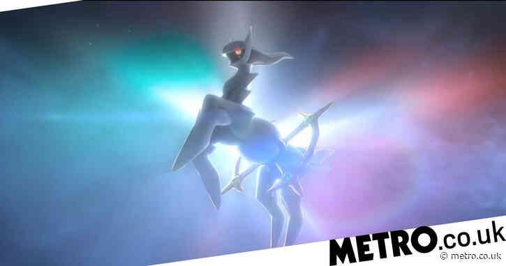 Pokémon Legends: Arceus is series' first fully open world game