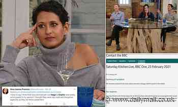 Saturday Kitchen: Naga Munchetty and Charlie Stayt get over 100 complaints