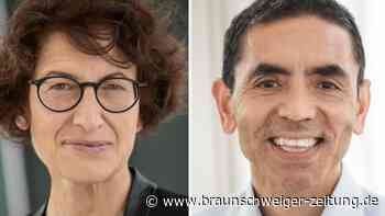 Impfstoffhersteller: Biontech-Gründer erhalten Verdienstorden der Bundesrepublik