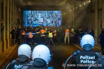 Nieuwe arrestaties na rellen in de nasleep van betoging voor gestorven Ibrahima (23)