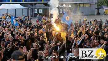 Eintracht Braunschweig wehrt sich gegen Vorwürfe der Ultras